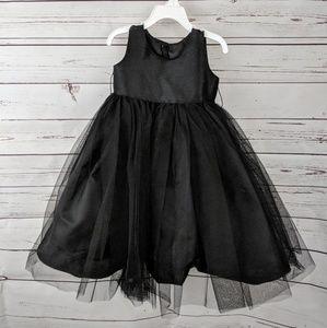 Other - Black 2T flower girl dress